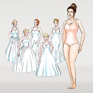 hourglass body type sell my wedding dress online sell my wedding