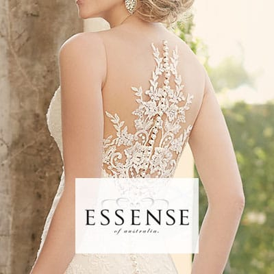 Wedding dress designer - Essense of Australia