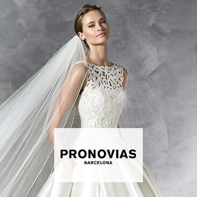 Wedding dress designer - Pronovias