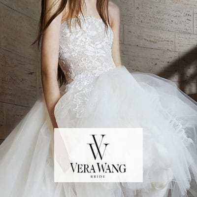Wedding dress designer - Vera Wang