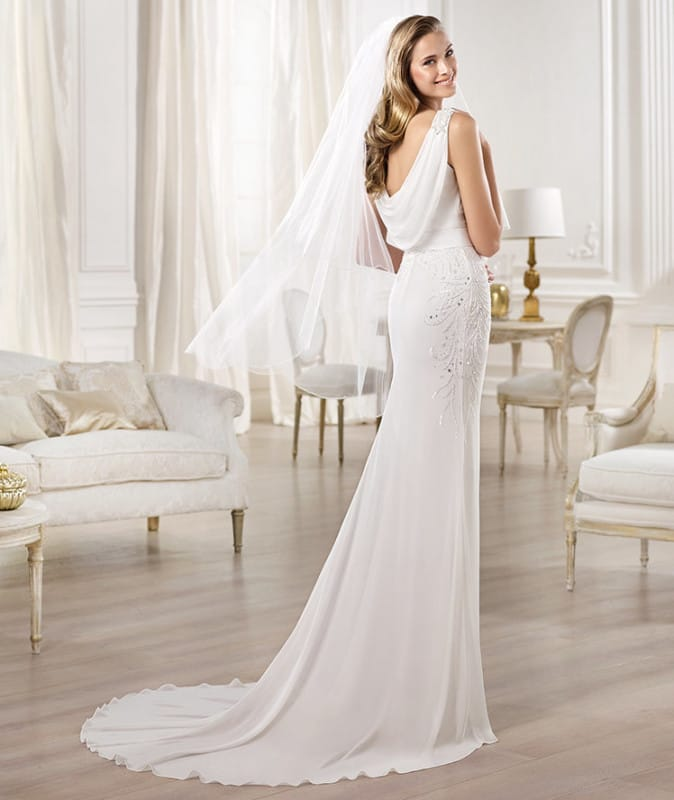 Pronovias Olma Gown - Sell My Wedding Dress Online
