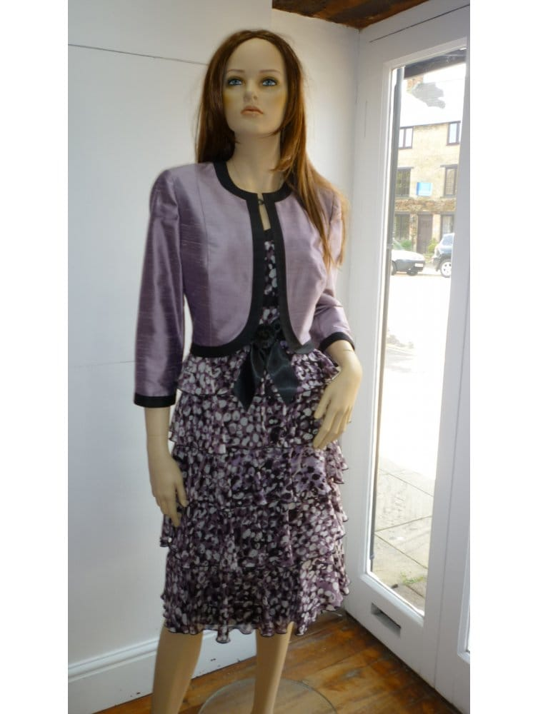 Condici 100 Silk Dress