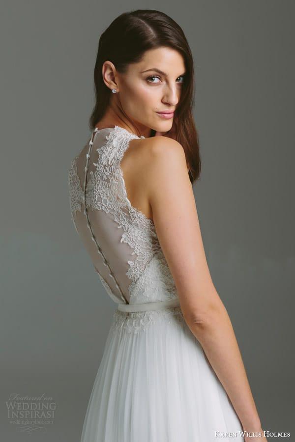 Never Worn Bespoke Dress Karen Willis Holmes Sell My