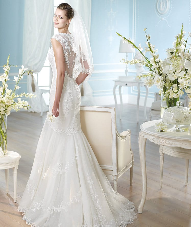 St patrick pronovias sell my wedding dress online sell for Buy designer wedding dresses online