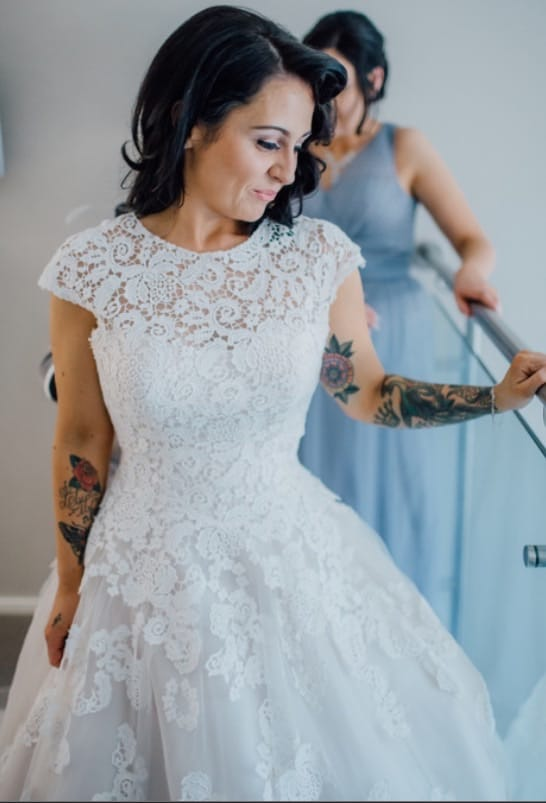 Fantastic Kenneth Winston Wedding Dress Component - Wedding Dresses ...