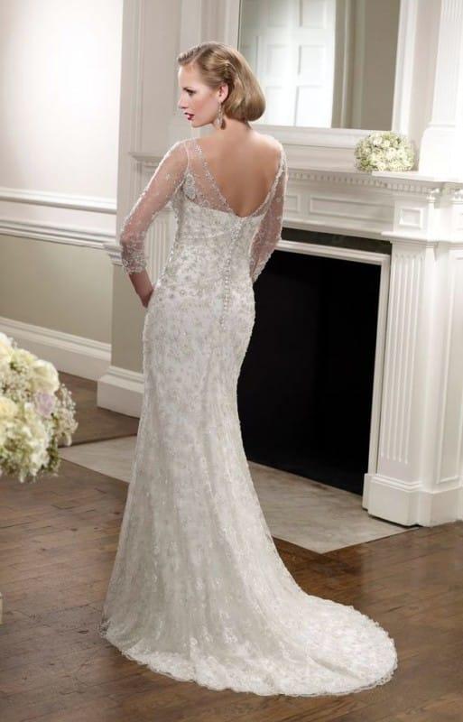 Stunning ornate vintage style wedding dress sell my for Sell vintage wedding dress