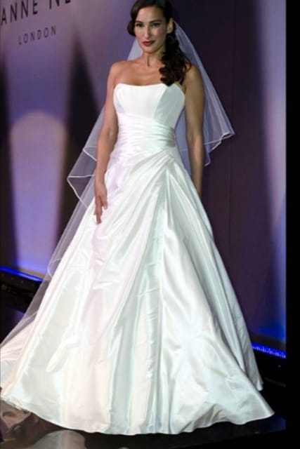 Suzanne Neville Image gown