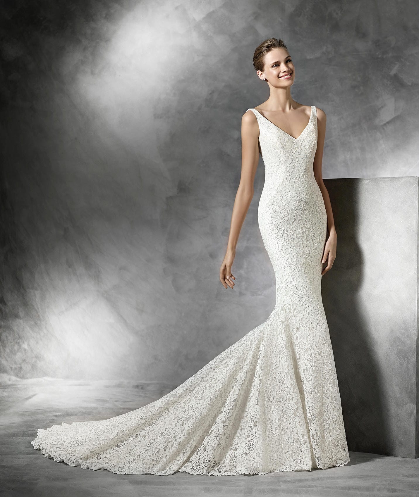 Pronovias maricel sell my wedding dress online sell my for Buy designer wedding dresses online