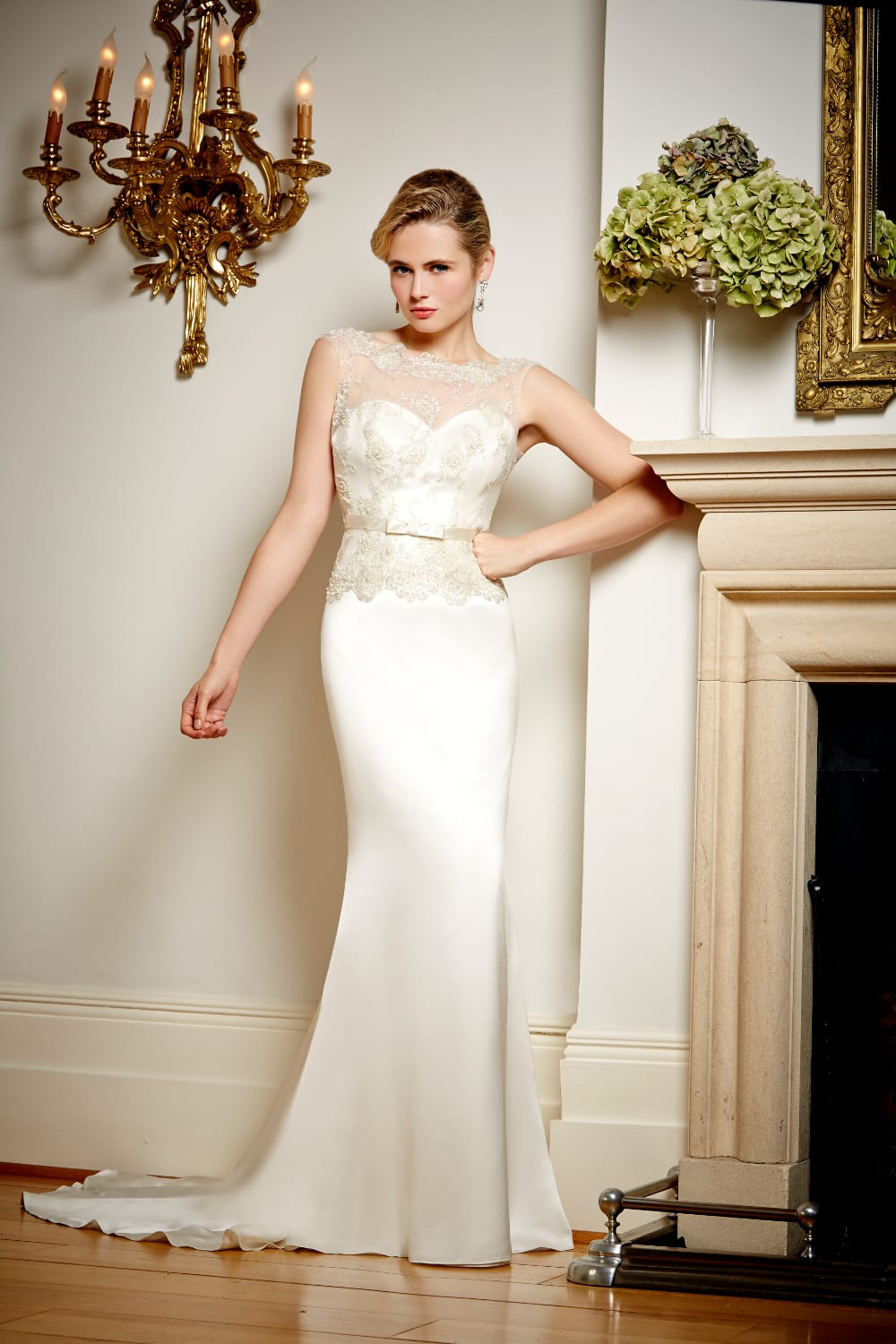 Margaret moreland corina sell my wedding dress online for Buy designer wedding dresses online