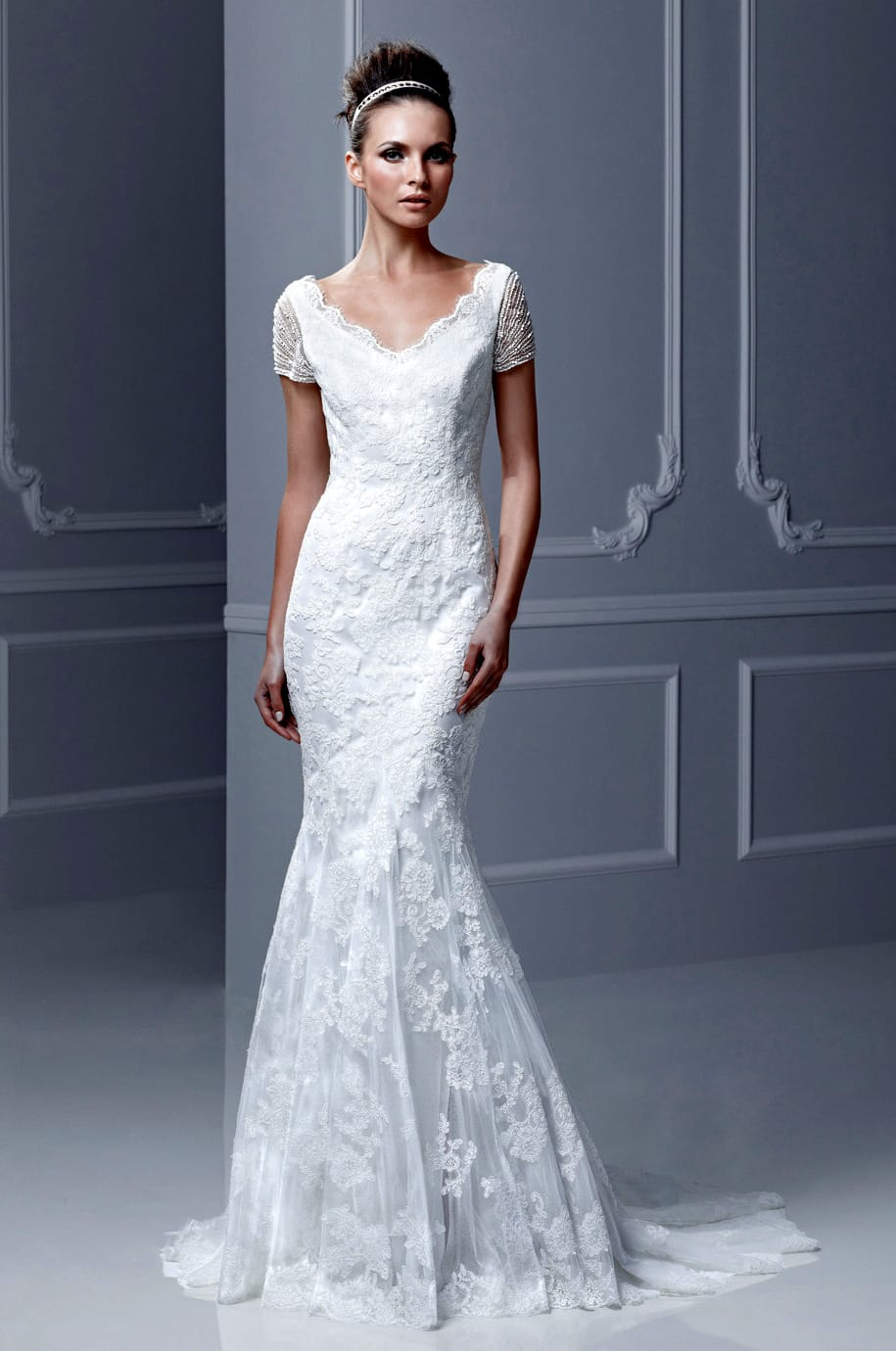 Enzoani Felda wedding dress - Sell My Wedding Dress Online | Sell My ...