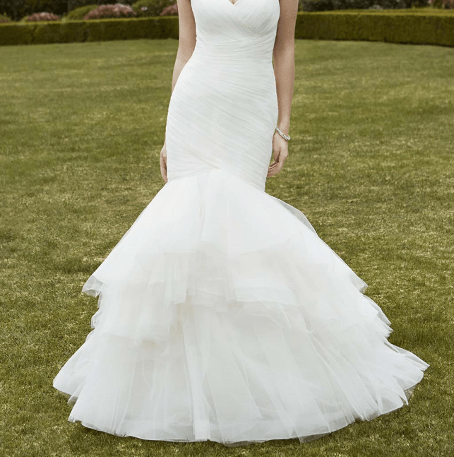 Sell My Wedding Dress Online