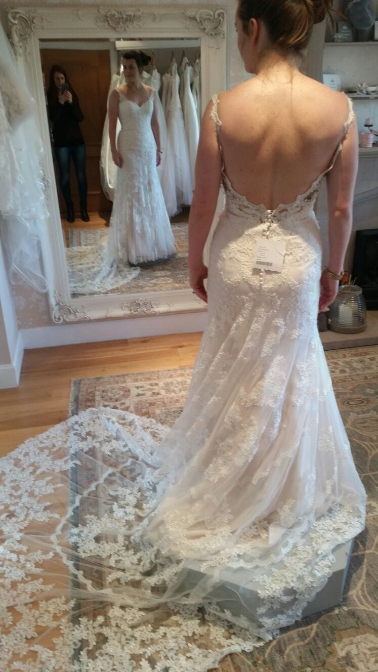 Stella York Brand New Unaltered Wedding Dress Sell My