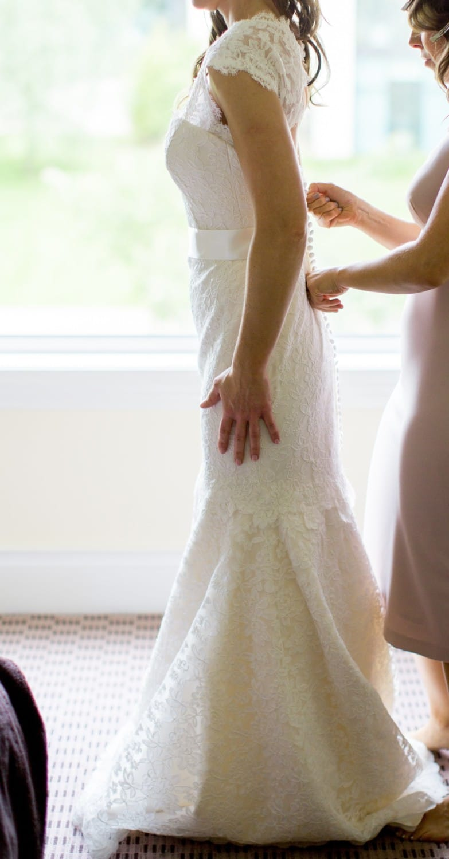 Mikaella Stunning Ivory Wedding Dress Sell My Wedding Dress Online Sell M