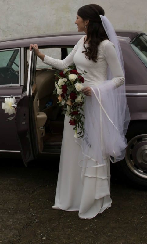 Timeless Ivory Full Sleeve Pronovias Orquidea Gown Sell