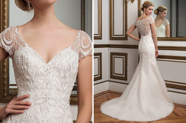 Justin Alexander 8846 Lb Wedding Dress