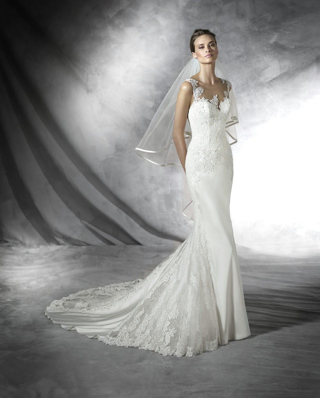 Pronovias presea sell my wedding dress online sell my for Where to sell wedding dress