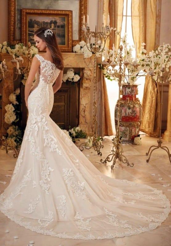 Mori Lee 5471 wedding gown