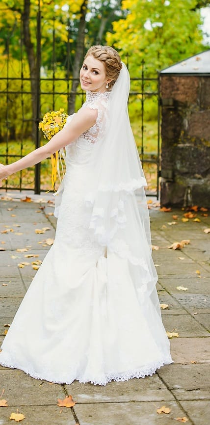 Wedding Dress San Patrick collection