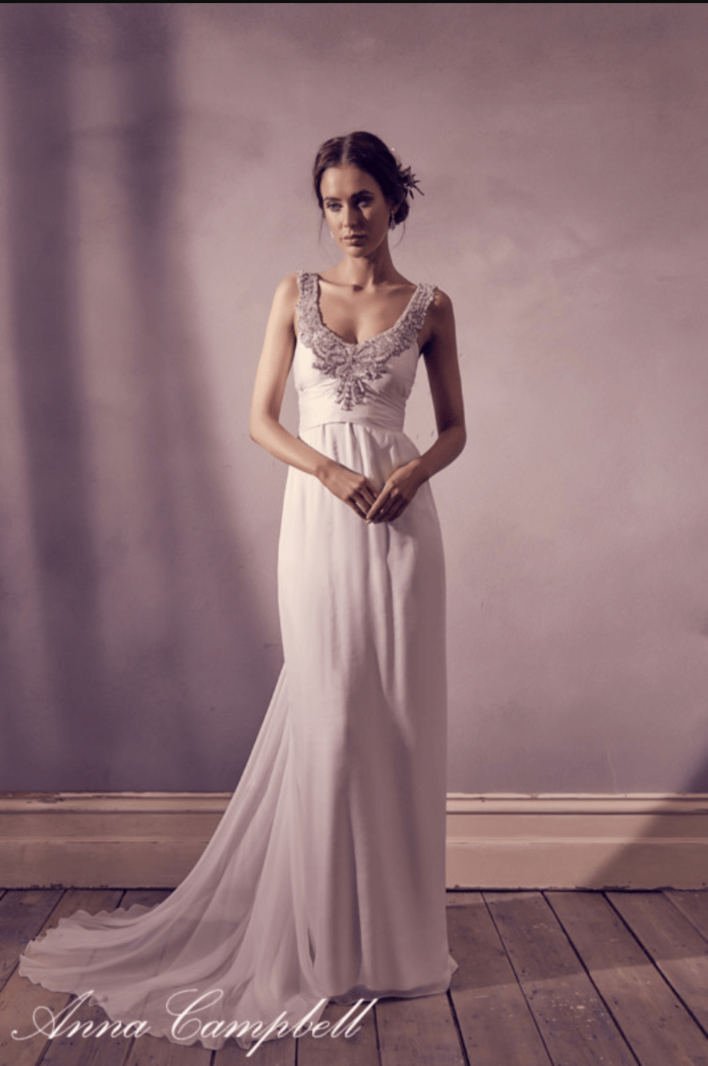 Anna Campbell Amity gown - Sell My Wedding Dress Online ...