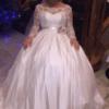 Naomi Neoh designer wedding dress