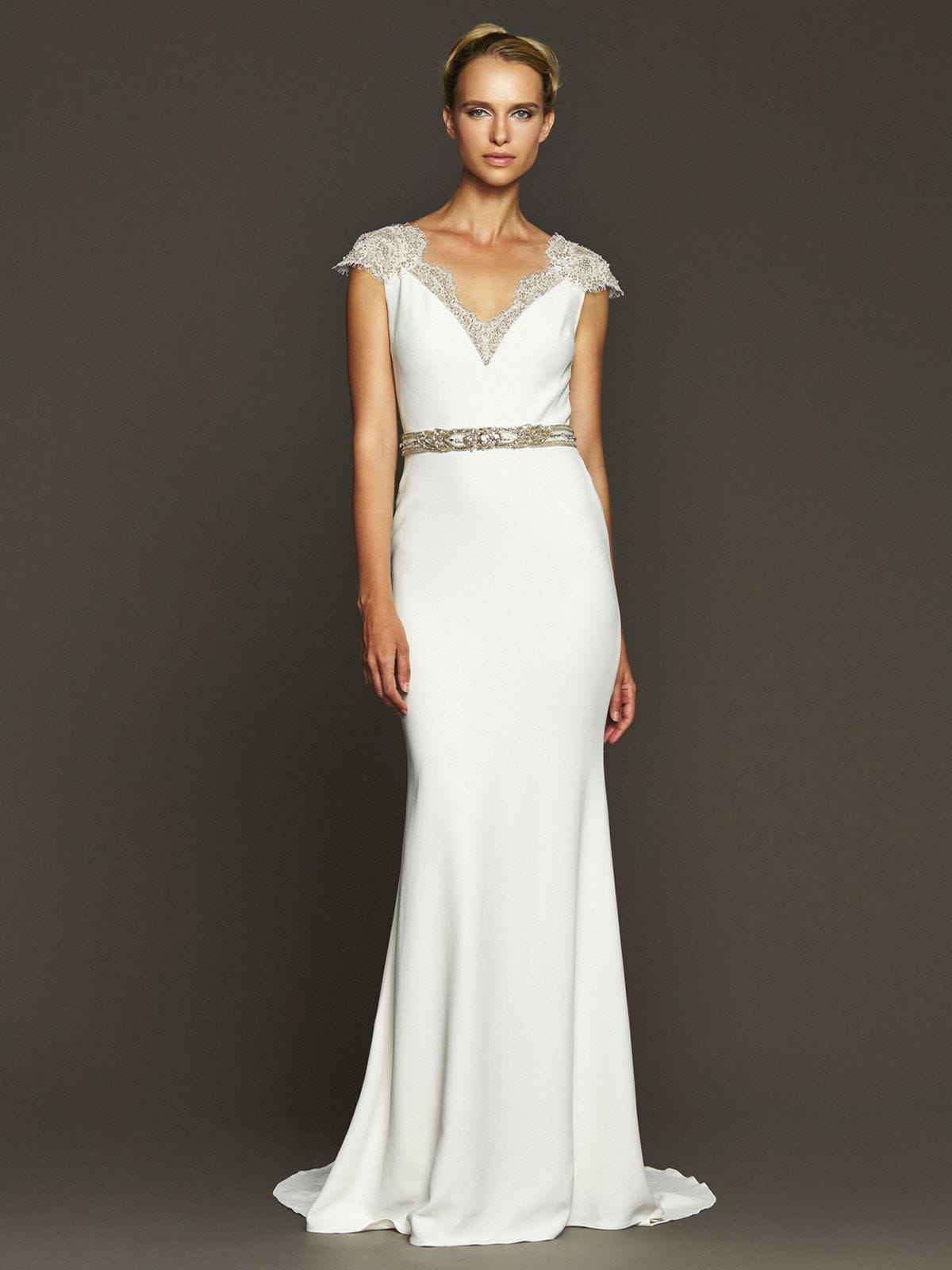 Badgley Mischka Fonda wedding gown - Sell My Wedding Dress Online ...