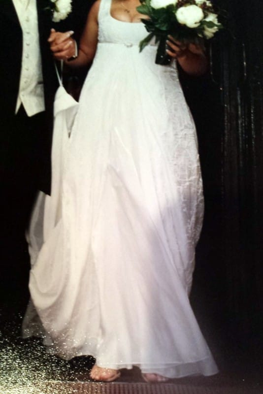 Kathy de stafford bespoke vintage style dress sell my for Sell vintage wedding dress