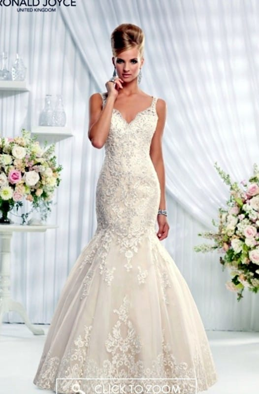 Ronald Joyce Erin – Brand New Wedding Dress