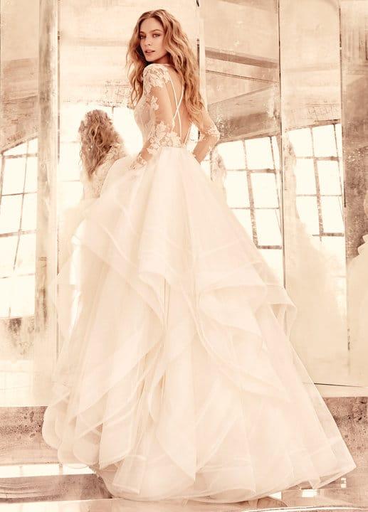 Hayley Paige Elysia Wedding Dress