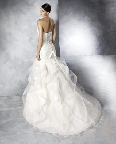 Never Worn White One Jabel Off White Wedding Dress Sell