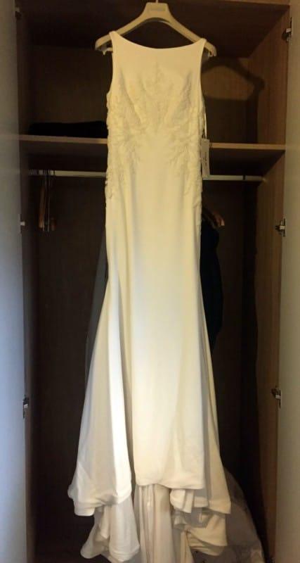 La Sposa Racquel - brand new unworn wedding dress with ...