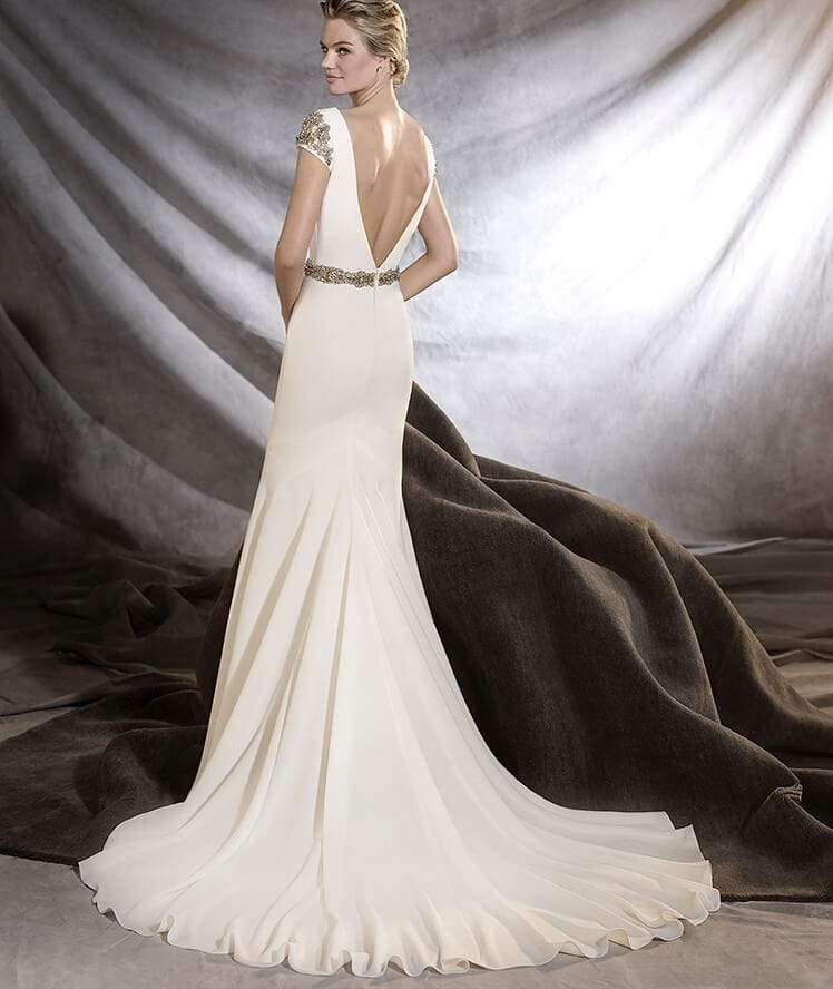 Pronovias Orville - Sell My Wedding Dress Online