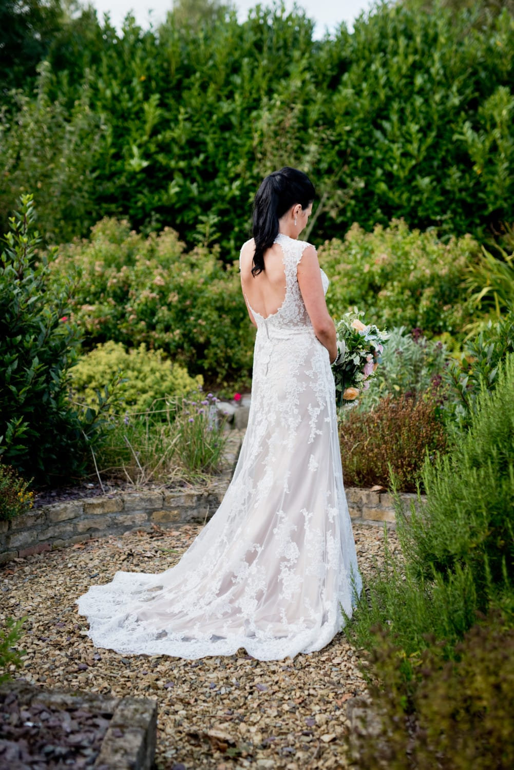 David tutera lourdes extra length gown sell my wedding for Where to sell wedding dress