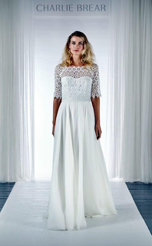 Charlie brear merenda designer wedding dress 2017 2018 for Buy designer wedding dresses online