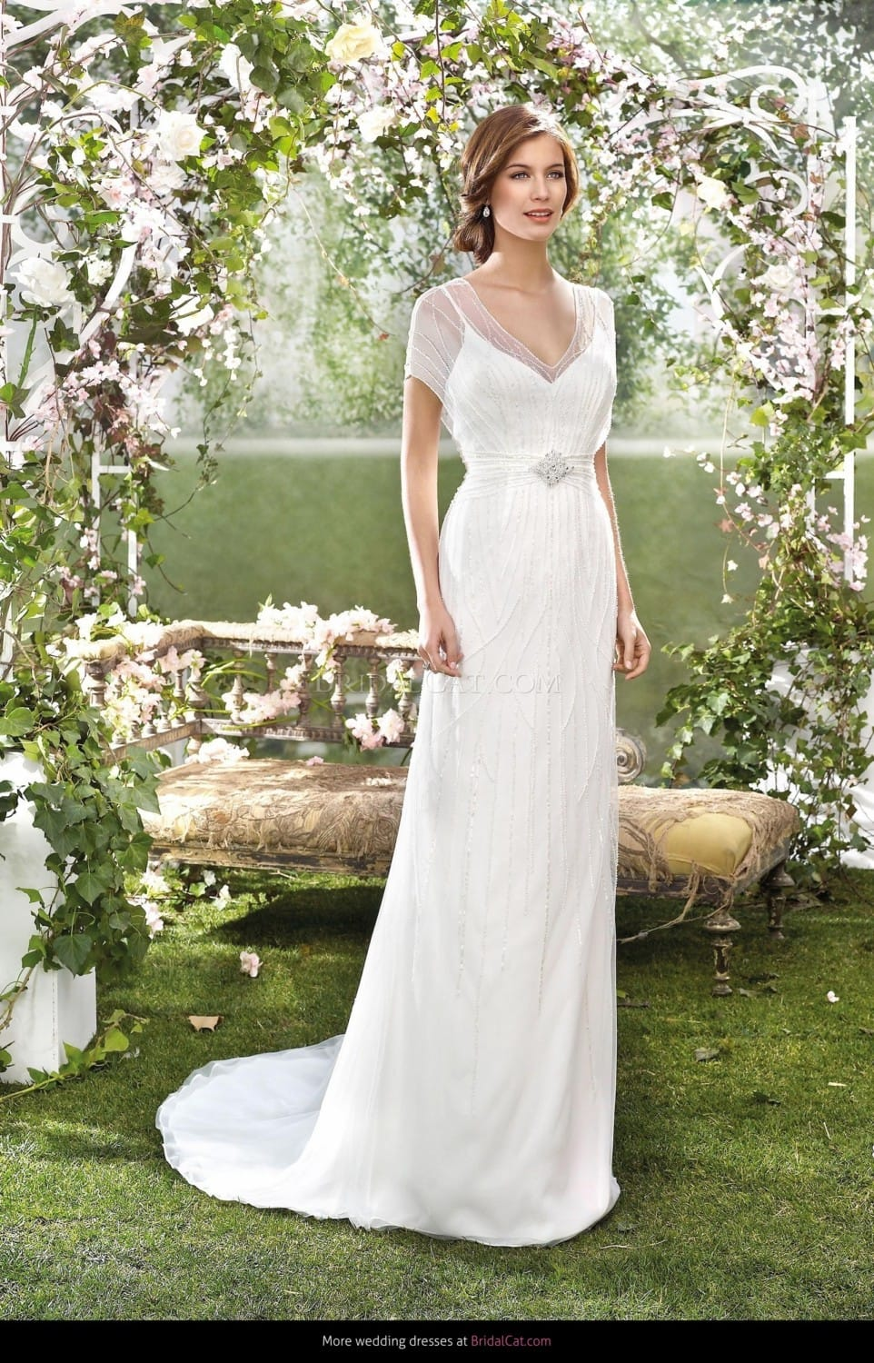 Fara sposa 5811 wedding dress sell my wedding dress for Sell wedding dress online