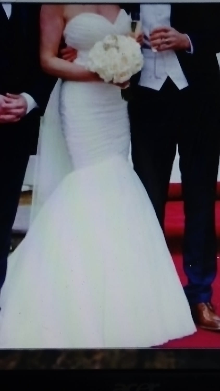 Mikaella 2111 – Beautiful elegant wedding dress - Sell My Wedding ...