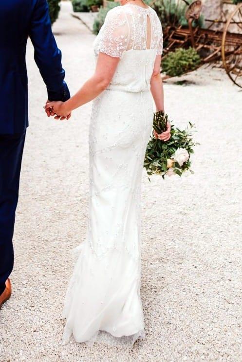 Jenny Packham Leila 4 - Sell My Wedding Dress Online ...