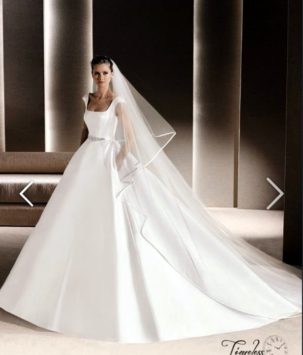 La Sposa Reimo wedding dress