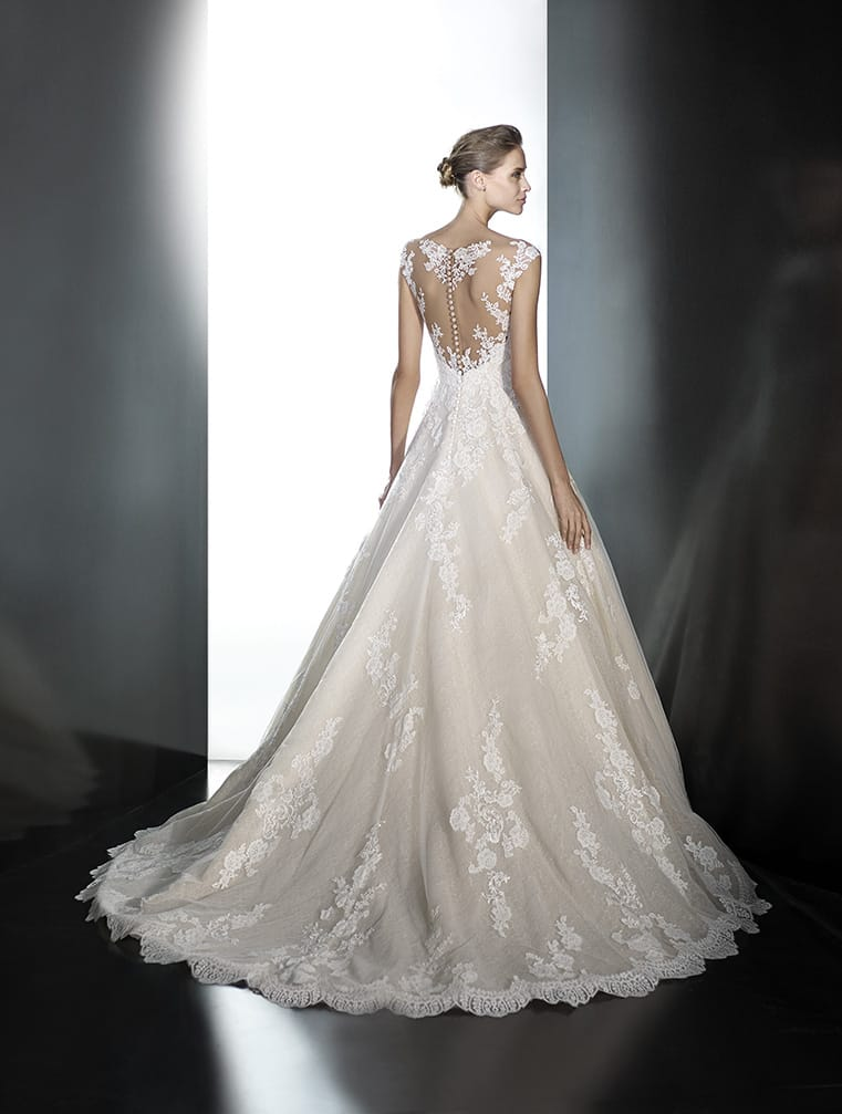 Prima donna pronovias wedding dress sell my wedding for Sell wedding dress for free