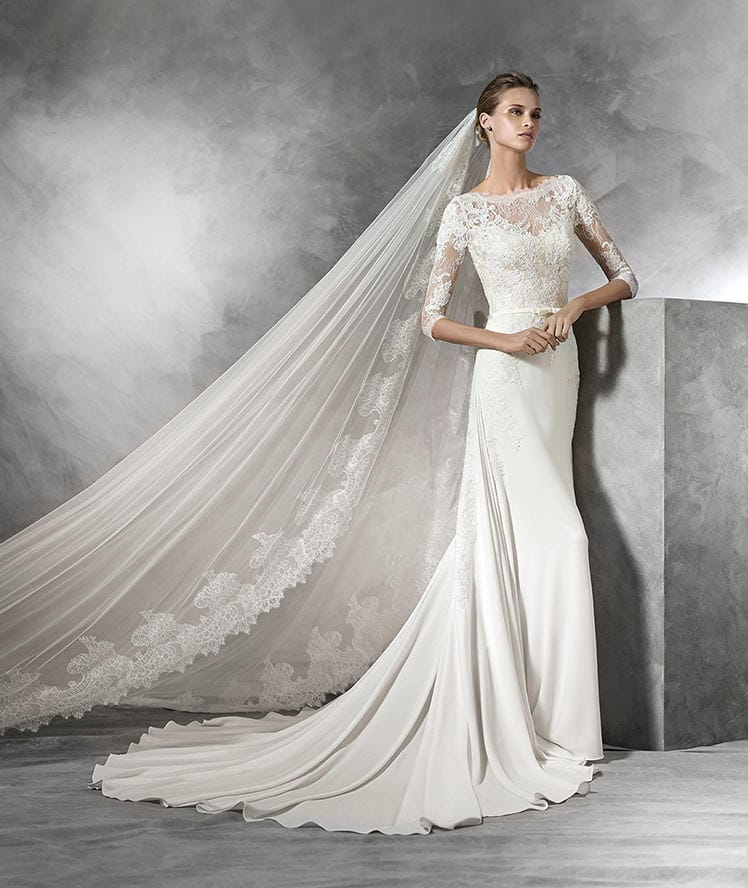 Pronovias Tane wedding gown - Sell My Wedding Dress Online | Sell My ...