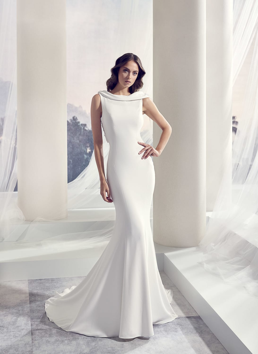 Modeca wedding dress sell my wedding dress online sell for Sell wedding dress online