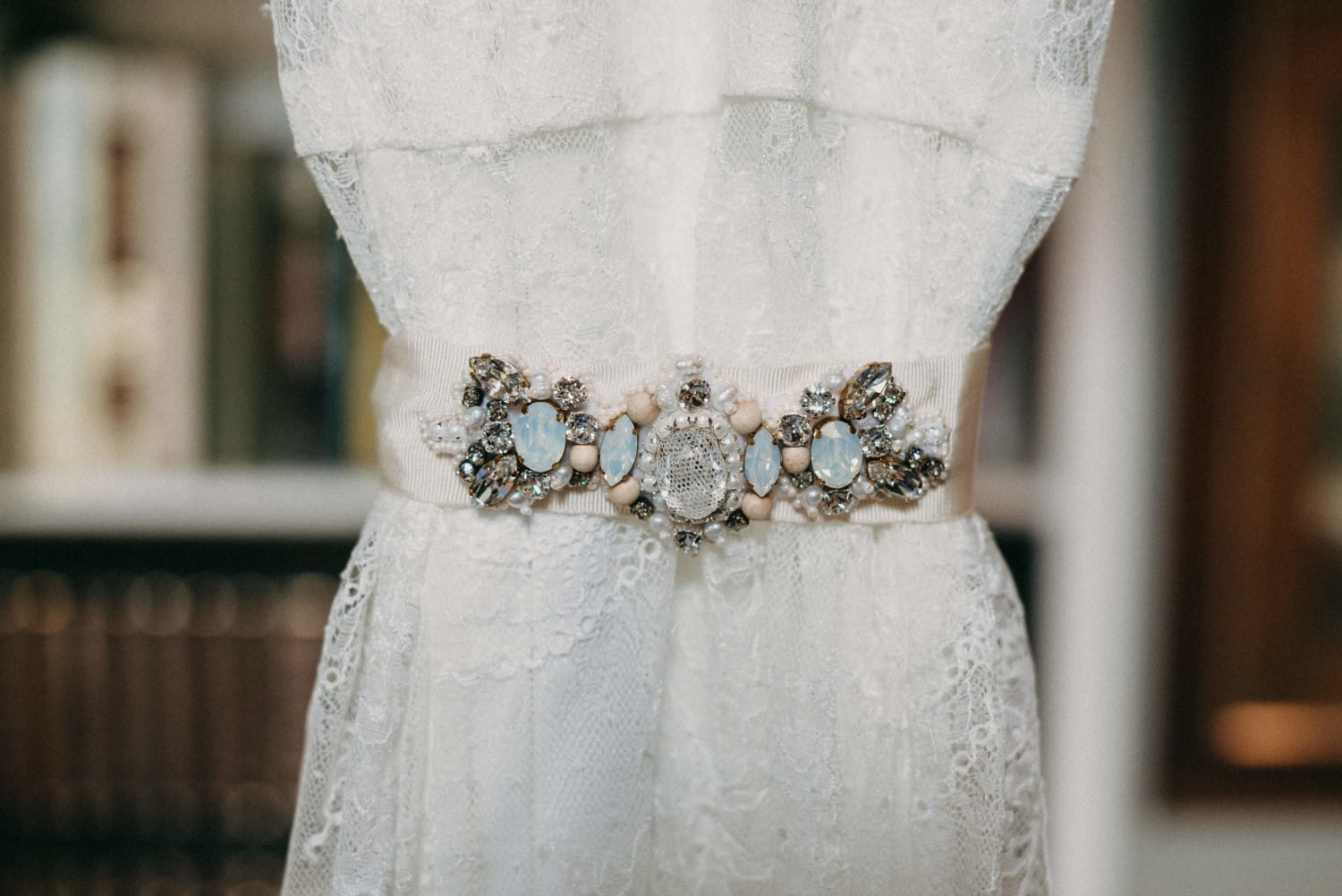 French Lace Wedding Gown: Vintage Inspired French Lace Katya Katya Shehurina Primose