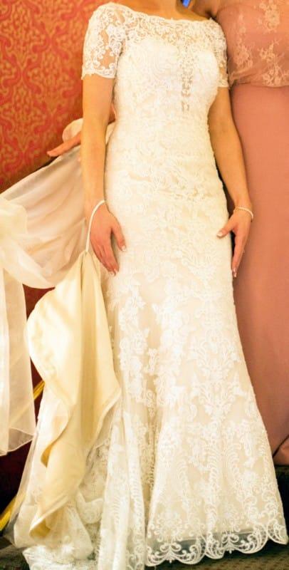 Soterro and Midgley Tierney wedding dress