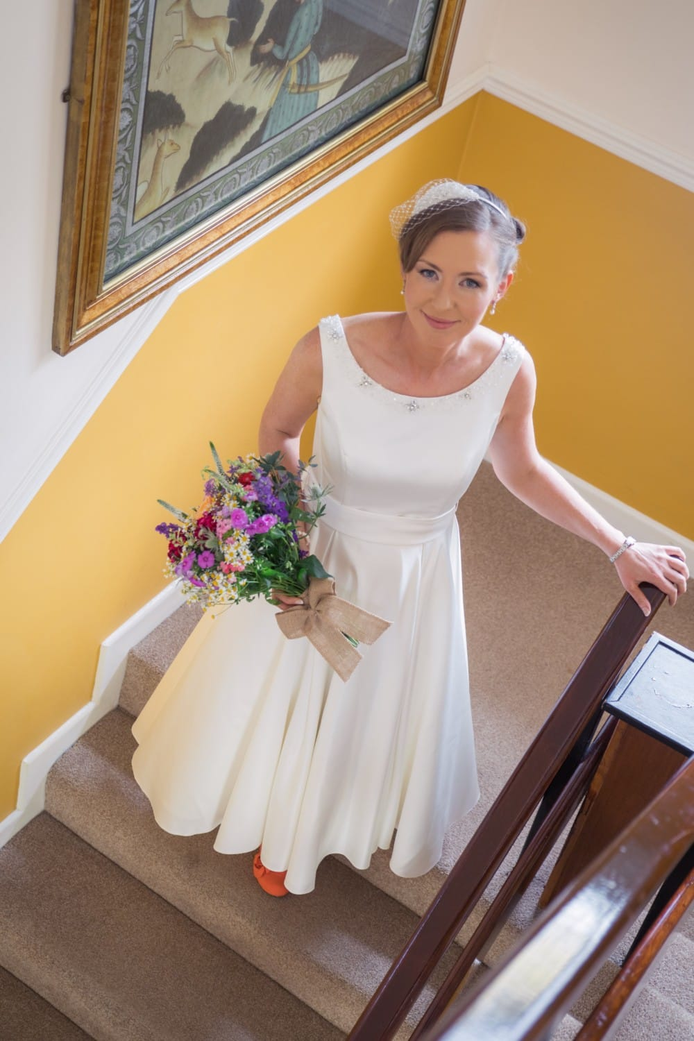 Wedding photography clare philippephoto mary eugene 118 for Selling your wedding dress