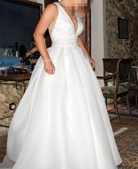 Maggie Sottero Tamirys Wedding Dress