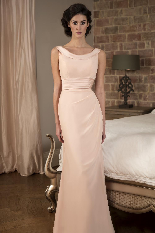 True Bride Bridesmaid Dresses