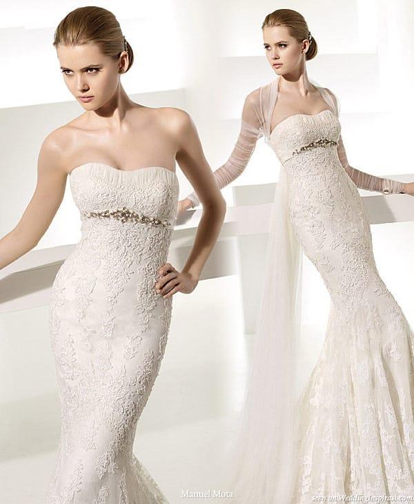 Manuel Mota for Pronovias Silaba - Sell My Wedding Dress Online ...