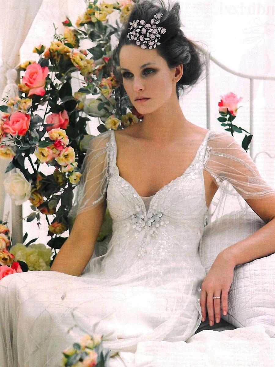 Jenny Packham Parma Opal Gown