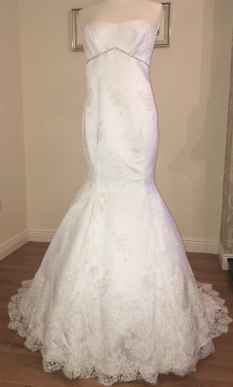 Tamem Michael custom made gown