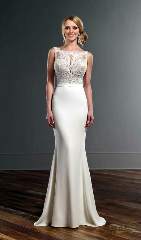 Martina Liana 823 Gown