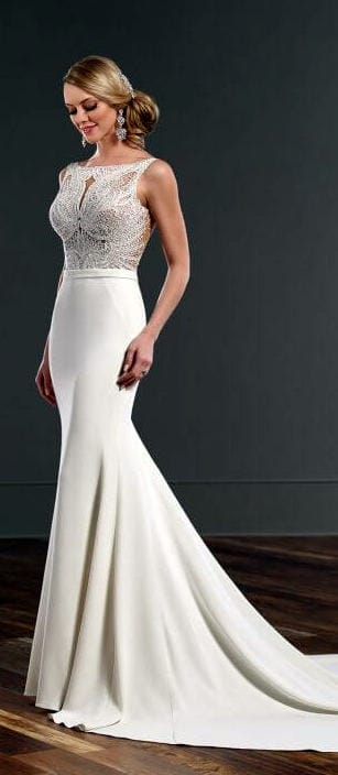Martina Liana 823 Gown Sell My Wedding Dress Online